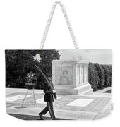 Guarding The Unknown Soldier Weekender Tote Bag