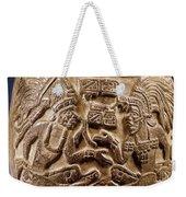 Guatemala: Mayan Vase Weekender Tote Bag