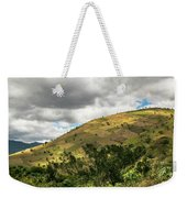 Guatemalan Mountains -  Ciudad Vieja Guatemala Weekender Tote Bag