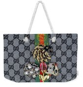 Gucci With Jewelry Weekender Tote Bag