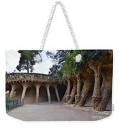Guell Style Weekender Tote Bag