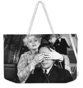Guess Who's Here Weekender Tote Bag
