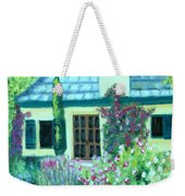 Guest Cottage Weekender Tote Bag