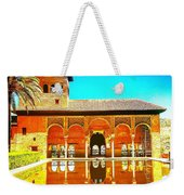 Guest House At The Alhambra Weekender Tote Bag