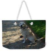 Guide Dog Weekender Tote Bag