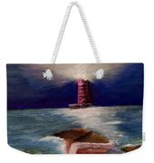 Guiding Night Light Weekender Tote Bag