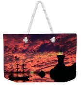 Guiding The Way Weekender Tote Bag by Shane Bechler