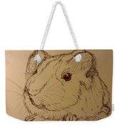 Guinea Pig Weekender Tote Bag