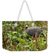 Guineafowl 3 Weekender Tote Bag