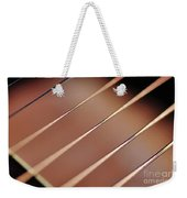 Guitar Abstract 2 Weekender Tote Bag