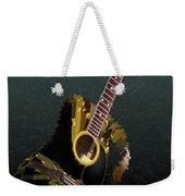 Guitar Abstract Weekender Tote Bag