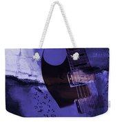 Guitar Art 001a Weekender Tote Bag