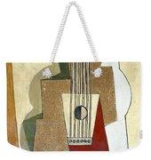 Guitar, By Pablo Picasso, 1919, Kroller-muller Museum, Hoge Velu Weekender Tote Bag