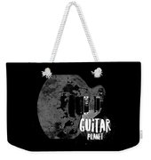 Guitar Planet  Weekender Tote Bag