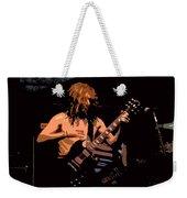 Guitar Player Weekender Tote Bag