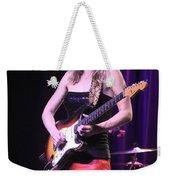 Guitarist Ana Popovic Weekender Tote Bag
