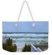 Gulf Coast Waves Weekender Tote Bag