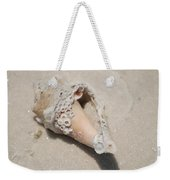 Gulf Of Mexico Shell Weekender Tote Bag
