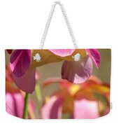 Gulf Purple Pitcher Plant Weekender Tote Bag