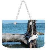 Gulf Shallows Weekender Tote Bag