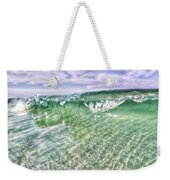 Gulf Waves Weekender Tote Bag