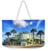 Gulfport Casino Weekender Tote Bag by Tammy Wetzel