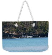 Gull Attack Weekender Tote Bag