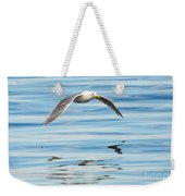 Gull Mirrored Weekender Tote Bag