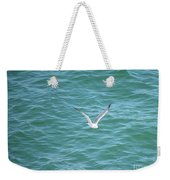 Gull Over The Gulf Weekender Tote Bag
