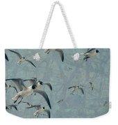 Gulls Weekender Tote Bag by James W Johnson