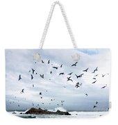 Gulls Of Carmel Weekender Tote Bag