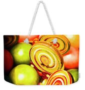 Gumdrops And Candy Pops  Weekender Tote Bag