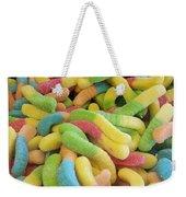 Gummy Worms Weekender Tote Bag