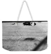 Gunfight Reenactment Victim  Tombstone Arizona 1970 Weekender Tote Bag