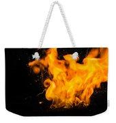 Gunpowder Flames Weekender Tote Bag