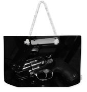 Guns And More Guns Weekender Tote Bag