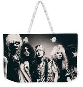 Guns N' Roses - Band Portrait Weekender Tote Bag