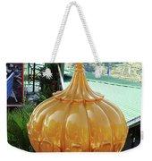 Gurdwara Dome Weekender Tote Bag