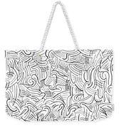 Gusty Weekender Tote Bag