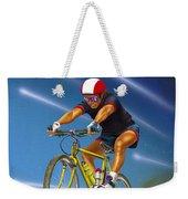 Guy In The Sky Weekender Tote Bag