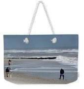 Guys Fishing Weekender Tote Bag