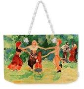 Gypsies Dancing Weekender Tote Bag