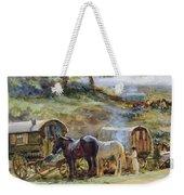 Gypsy Encampment Weekender Tote Bag