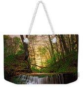 Gypsy Glen  Rd Waterfall  Weekender Tote Bag