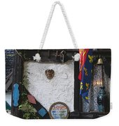 Gypsy Hut Weekender Tote Bag