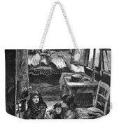 Gypsy Wagon, 1879 Weekender Tote Bag