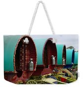 Gypsy Wagons Weekender Tote Bag