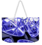 Gyroscopic Weekender Tote Bag