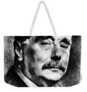 H. G. Wells Author Weekender Tote Bag