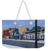 H Street Ne / Atlas District In Washington Dc Weekender Tote Bag